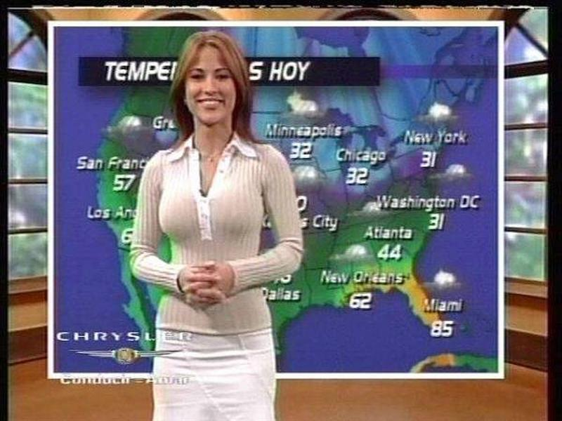 Will Univision busty women really